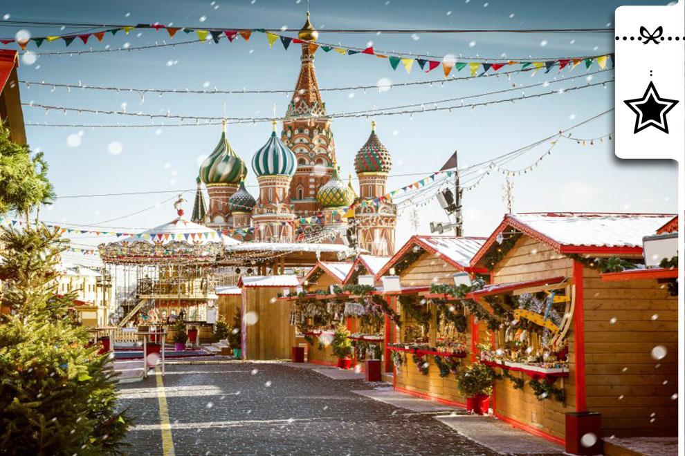 Das sind die schönsten Weihnachtsmärkte der Welt