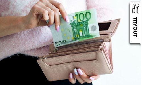 """Warum eine Woche mit """"nur"""" 100 Euro echt schwer war"""