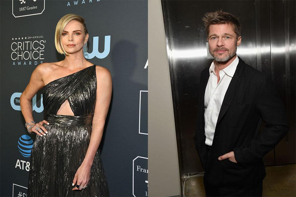 Brad Pitt und Charlize Theron: Sind sie das neue Traumpaar?
