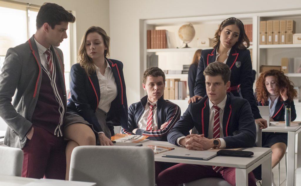 Netflix Élite Staffel 2: Das sind die neuen Darsteller