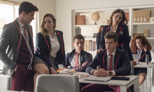 Netflix Elité: Das wissen wir über die 3. Staffel