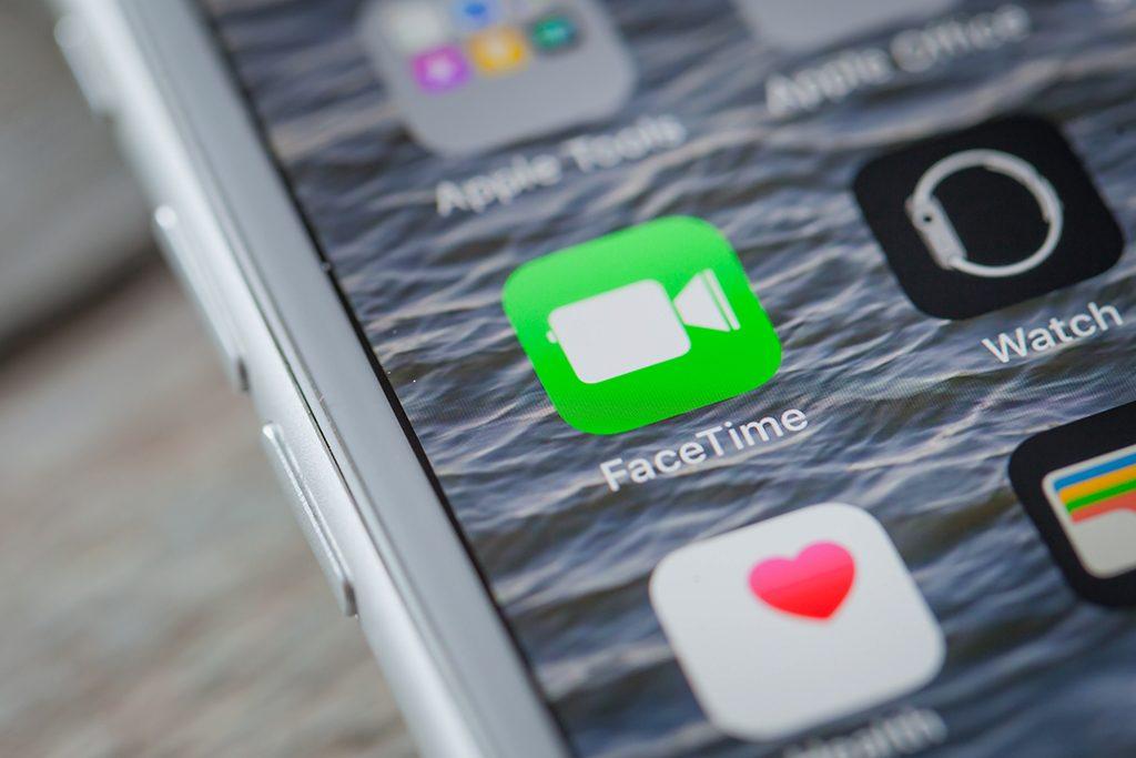 Facetime am iPhone lässt Lauschangriffe zu