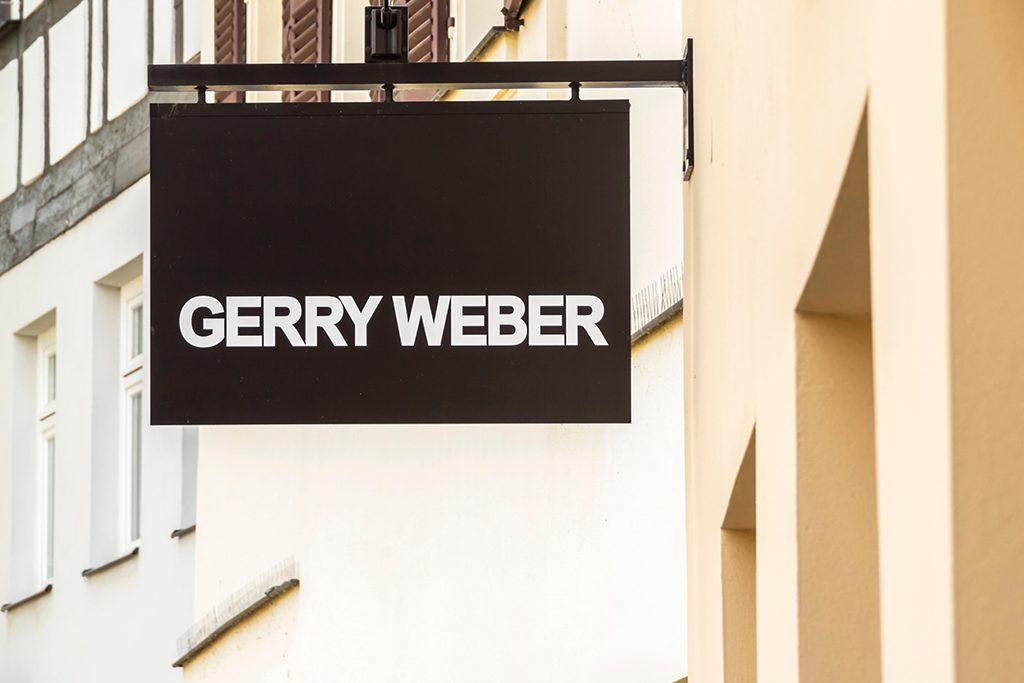 Modekette Gerry Weber ist pleite