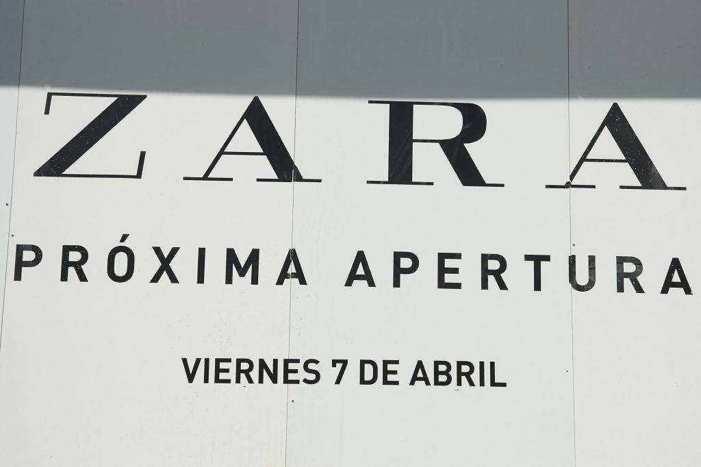 Zara präsentiert neues Logo und erntet Shitstorm