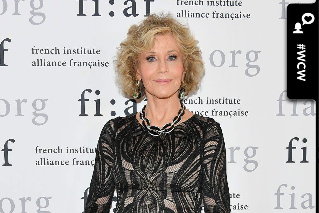 Jane Fonda ist mit 81 immer noch voll im Business