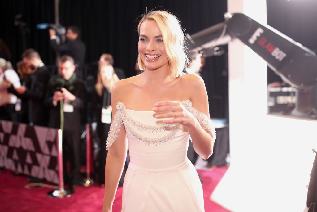 Margot Robbie spielt Barbie in neuem Kinofilm