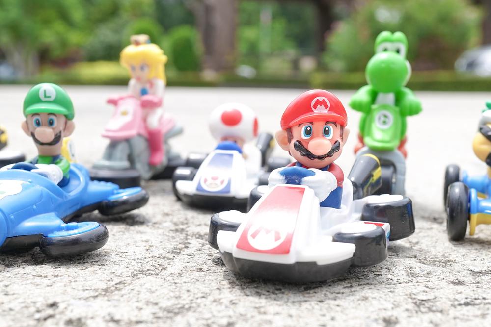Nintendo bringt mobile Version von Mario Kart auf den Markt