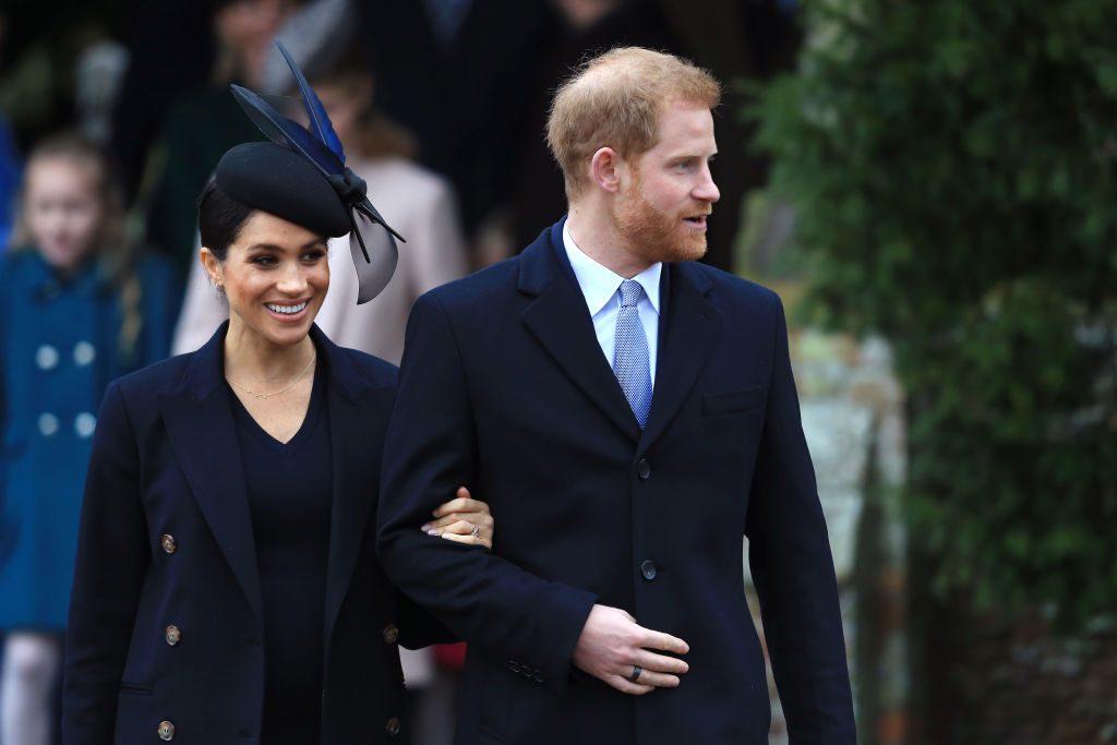 Insider verrät: Herzogin Meghan erwartet Zwillinge