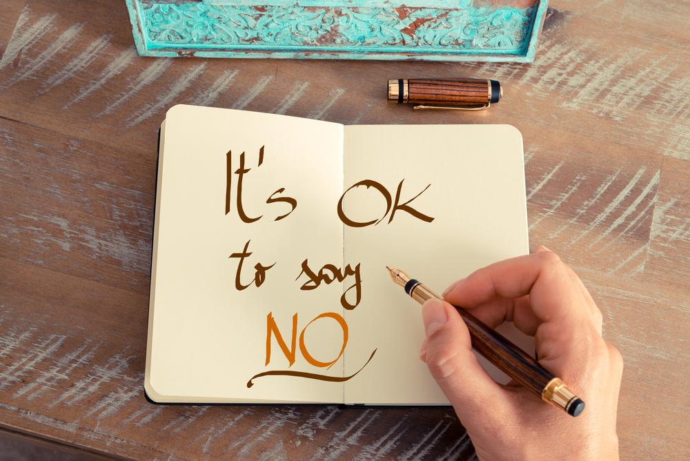 """Wenn du zu diesen 3 Dingen """"Nein"""" sagst, bist du glücklicher"""