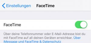 Facetime Bug iOS Apple
