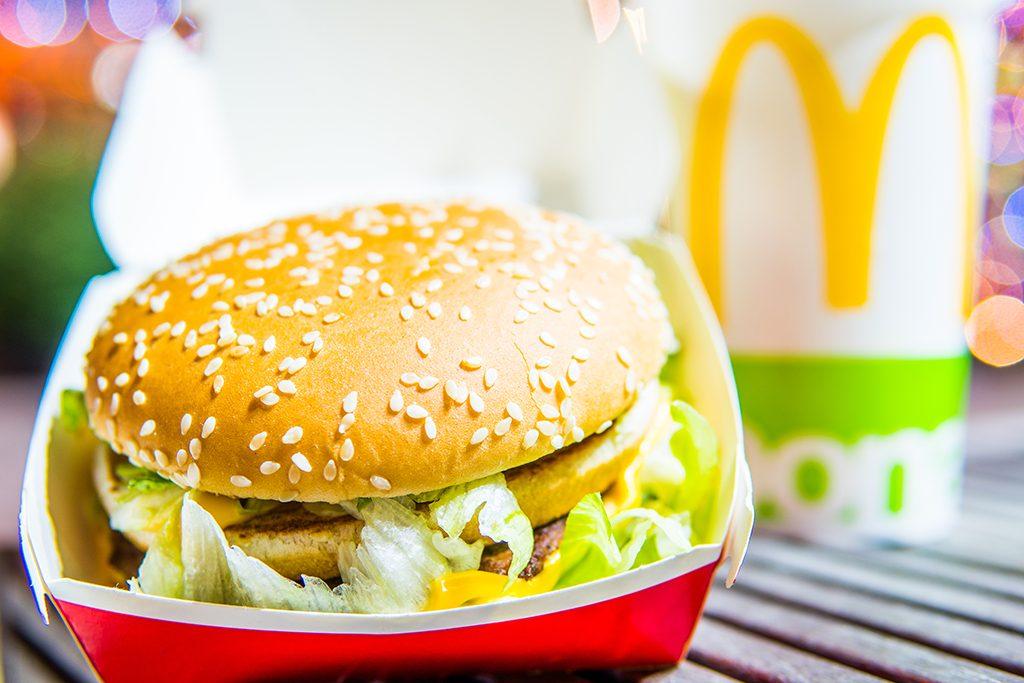 McDonald´s verliert Streit um Big Mac