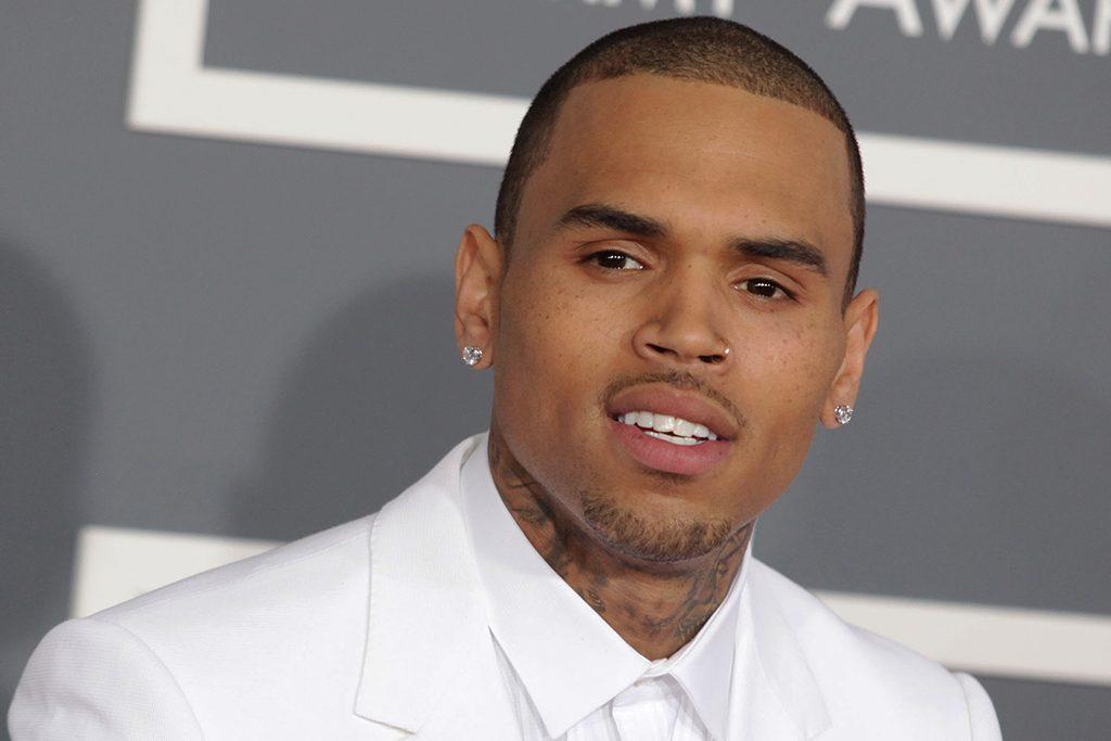 Chris Brown in Paris verhaftet