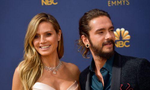 Schlüpfrige Details: Heidi Klum verrät, was sie an Tom Kaulitz am meisten liebt