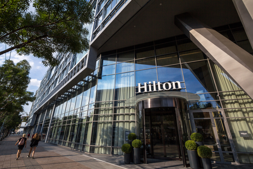 Hilton Hotel bietet weltweit erstes veganes Hotelzimmer an