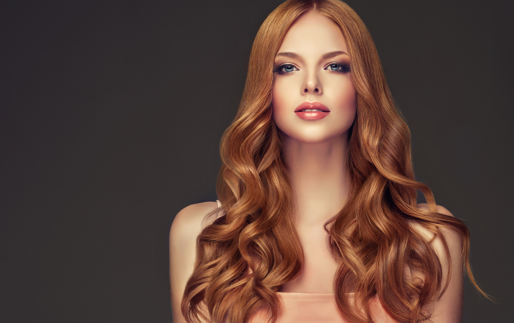 Trend-Haarfarbe 2019: Alle wollen jetzt kupferrote Haare