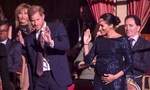Herzogin Meghan: Hat sie unabsichtlich den Namen ihres Babys verraten?