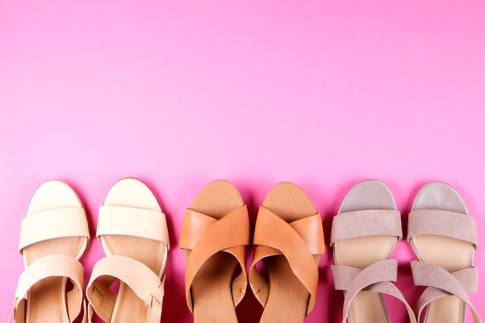 So viele Schuhe besitzen Frauen im Durchschnitt