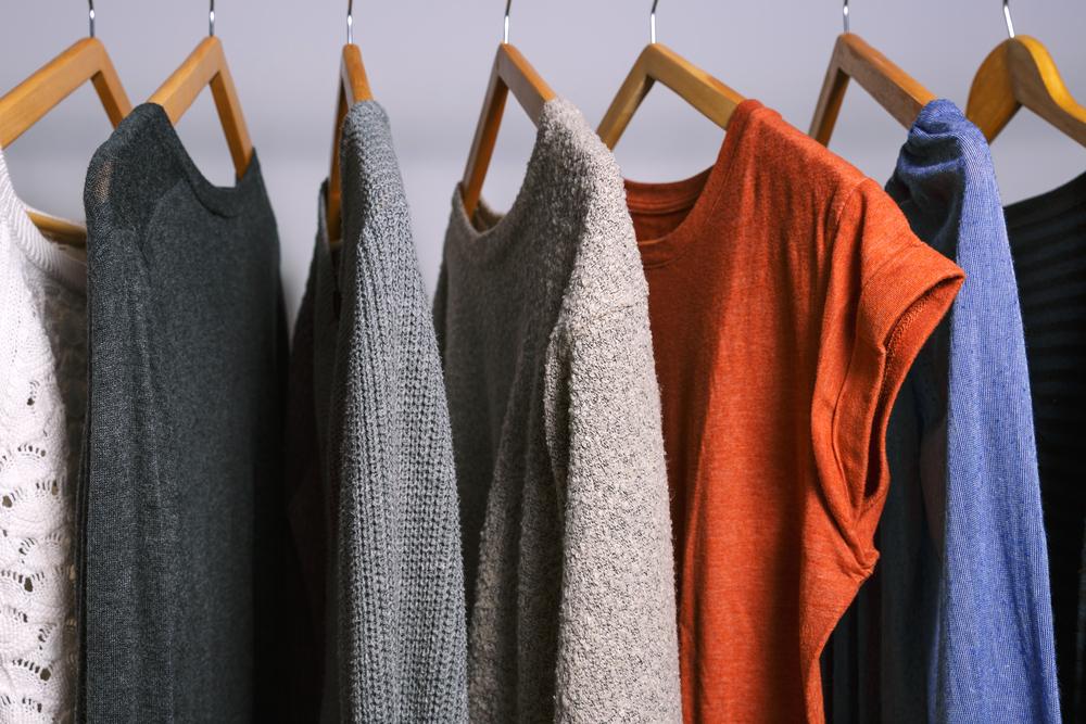 5 Dinge, die du aus deinem Kleiderschrank verbannen solltest