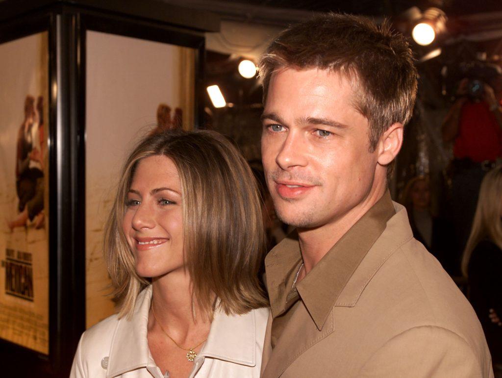 Sind Brad Pitt und Jennifer Aniston wieder ein Paar?