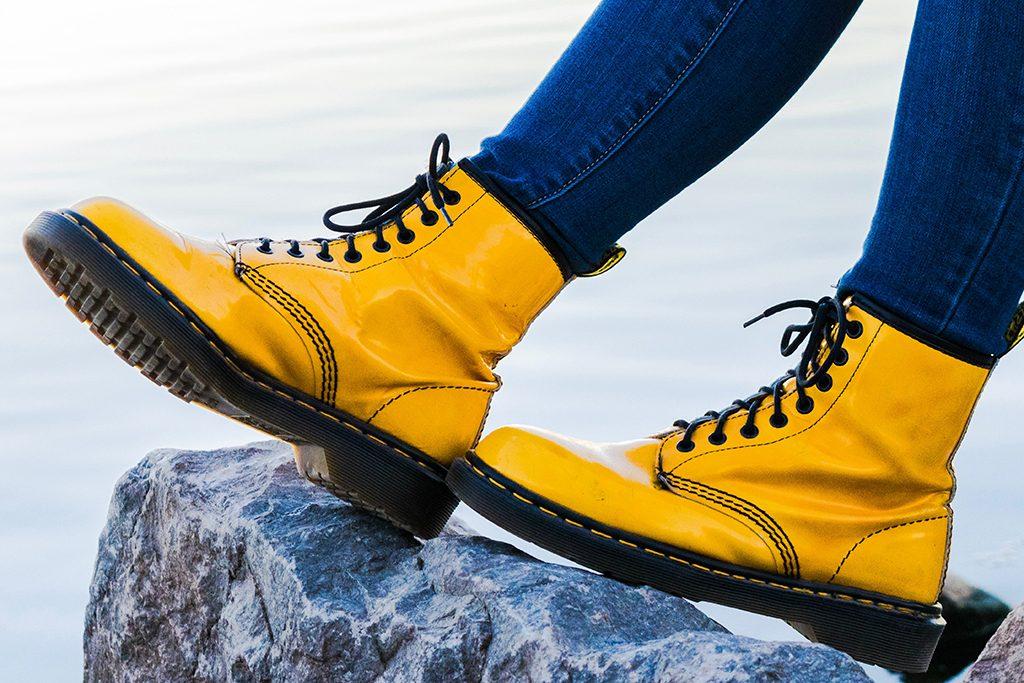 Doc Martens: Die Geschichte der Kult Schuhe