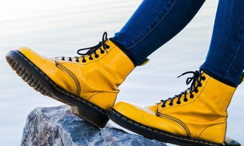 Doc Martens: Die Geschichte der Kult-Schuhe