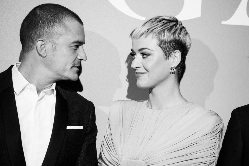 Katy Perry und Orlando Bloom: Sie planen eine große Verlobungsparty