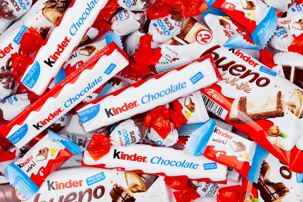 Kinderschokolade: Ferrero bringt zwei weitere Eissorten auf den Markt
