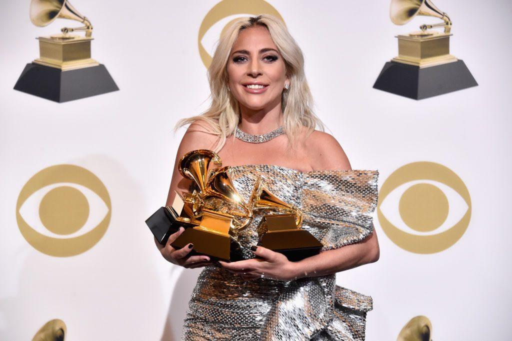 Grammys: Lady Gaga gewinnt drei Awards