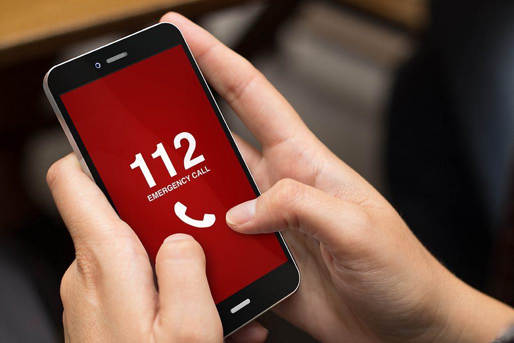 112: Was die europäische Notrufnummer bringt