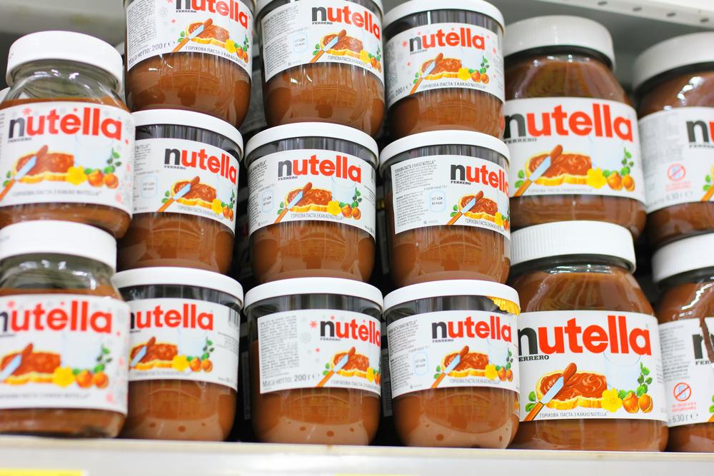 Nutella-Produktion wegen Qualitätsproblemen gestoppt