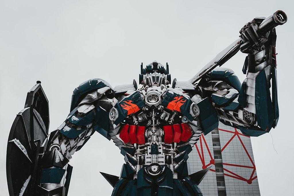 Netflix plant eine Transformers-Serie