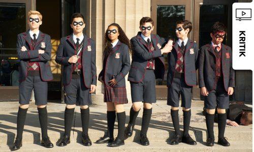 The Umbrella Academy auf Netflix: Wir haben 9 unbeantwortete Fragen