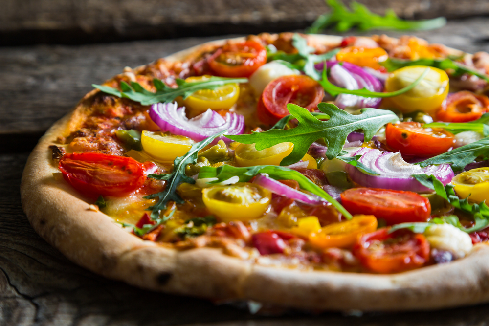 Gesunde Pizza: Die besten 10 Rezepte für den Serien-Abend