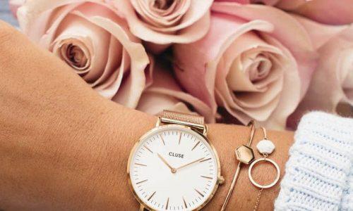 Trend Uhren in Mesh-Optik und so bekommst du sie geschenkt