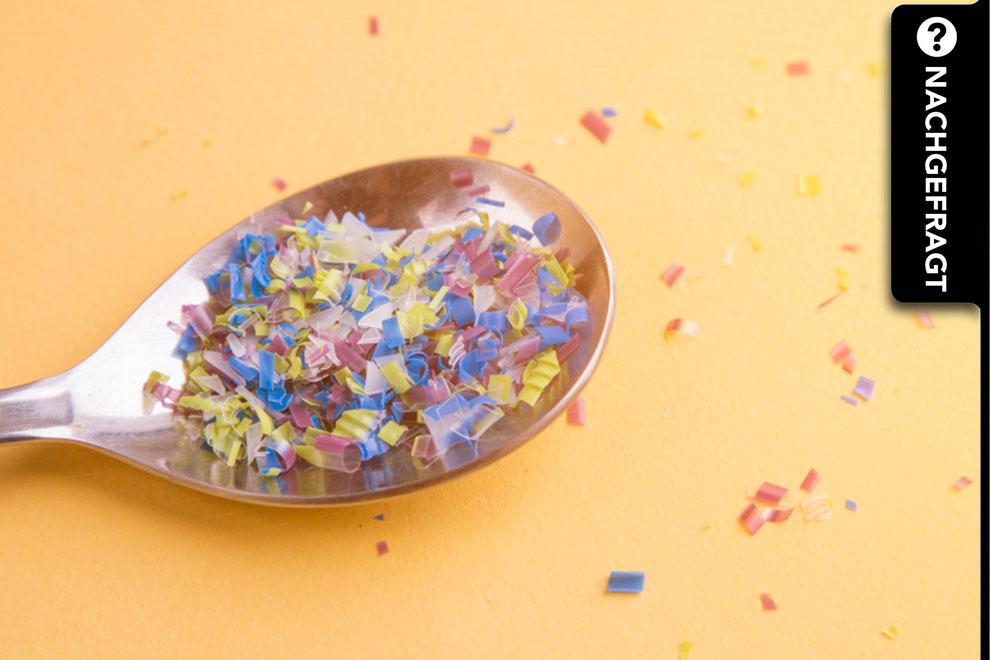 Mikroplastik: Was ist das eigentlich?