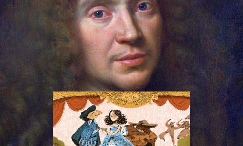 Der eingebildete Kranke: Google Doodle ehrt heute Molière