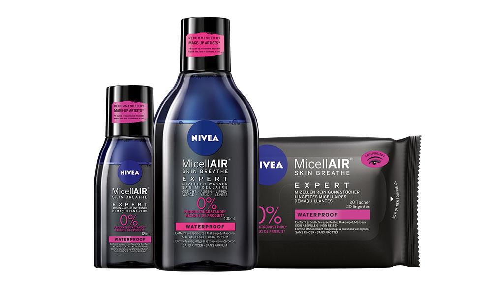 Nivea MicellAir Skin Breathe Expert