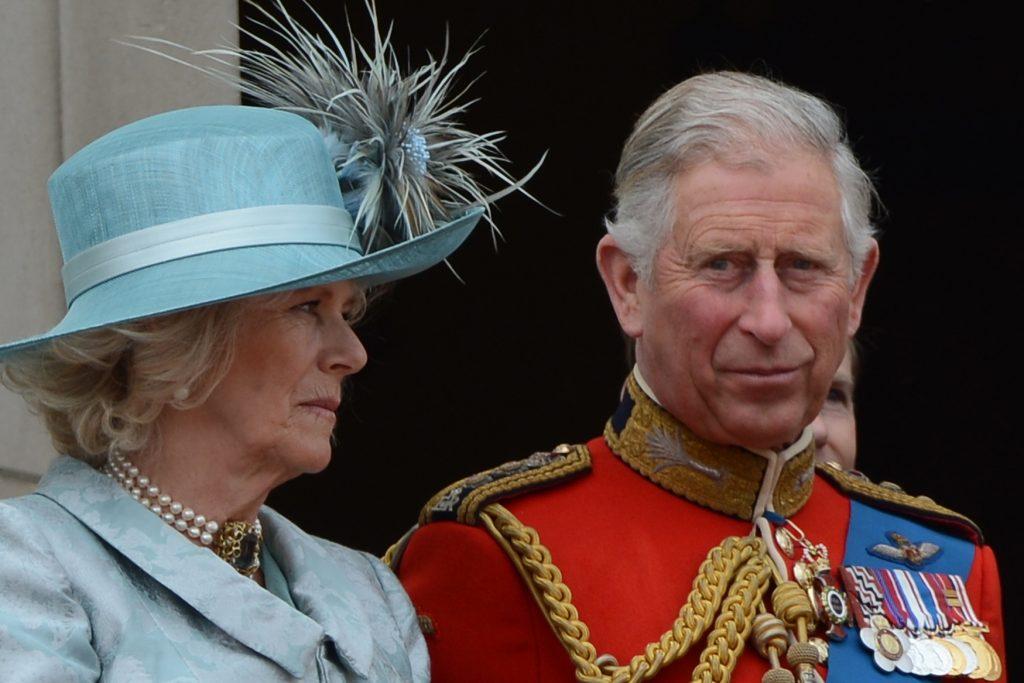 Dieser Mann behauptet der Sohn von Prinz Charles zu sein