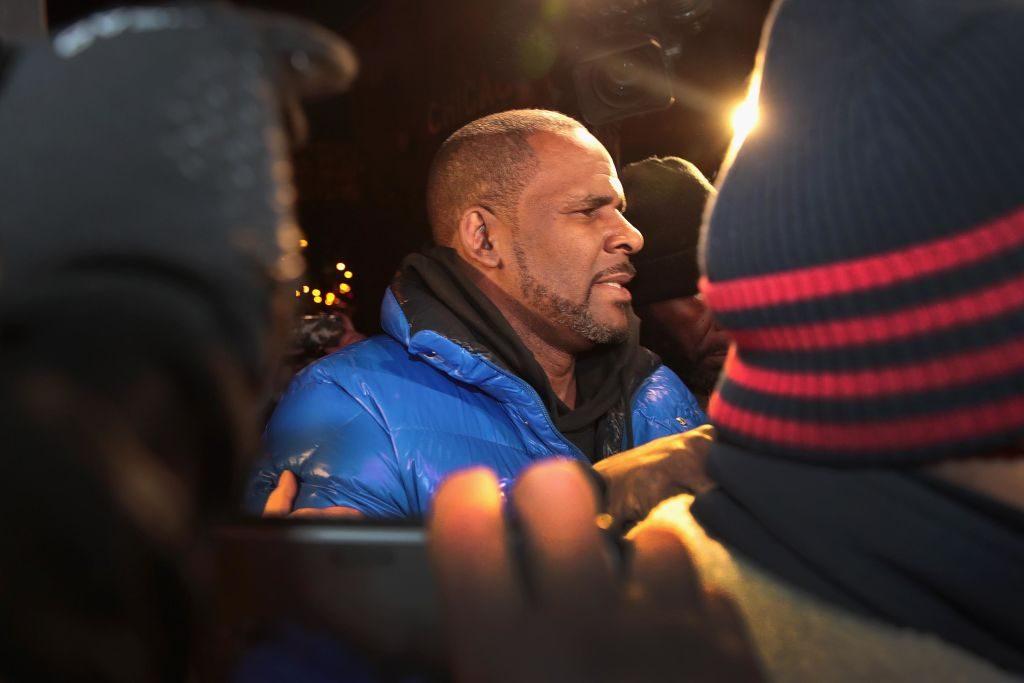 R. Kelly nach Kautionszahlung frei gelassen