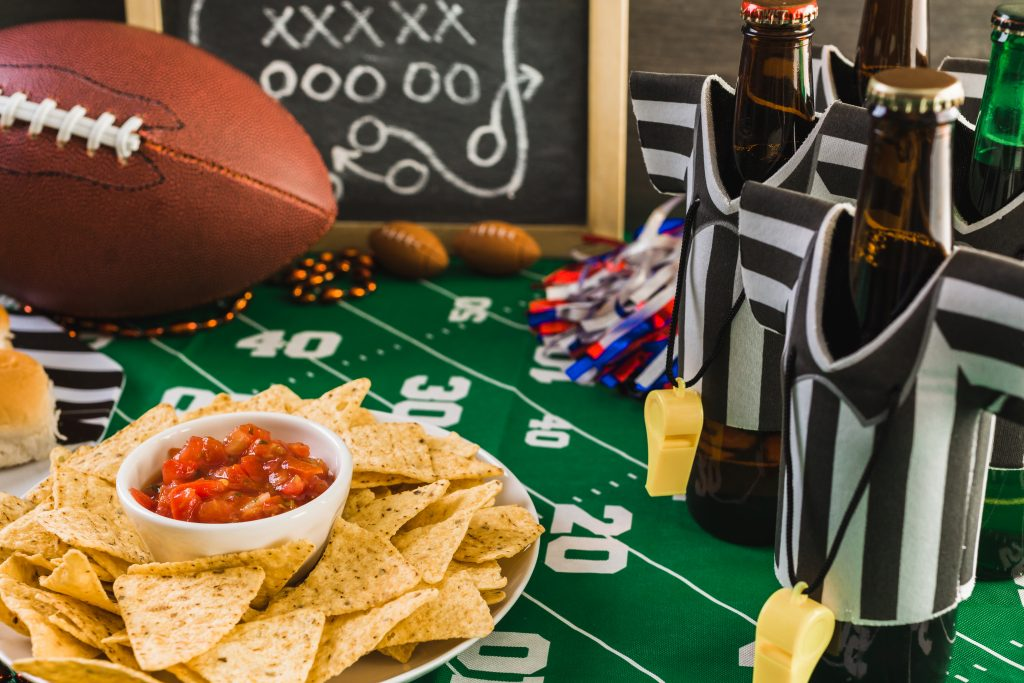 Super Bowl: Kick off und Livestream