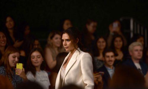 Victoria Beckham verzichtet auf Pelz, Schlangen- und Krokodilleder