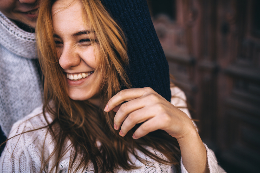 5 Gründe warum du öfter lachen solltest