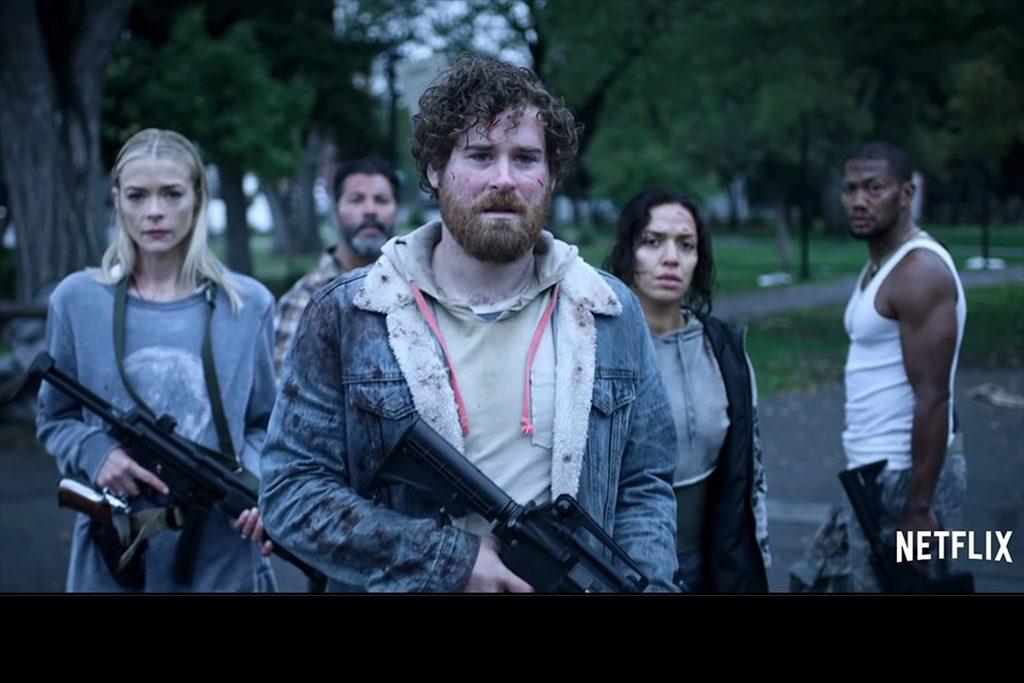 Black Summer: Neuer Zombie-Grusel bei Netflix