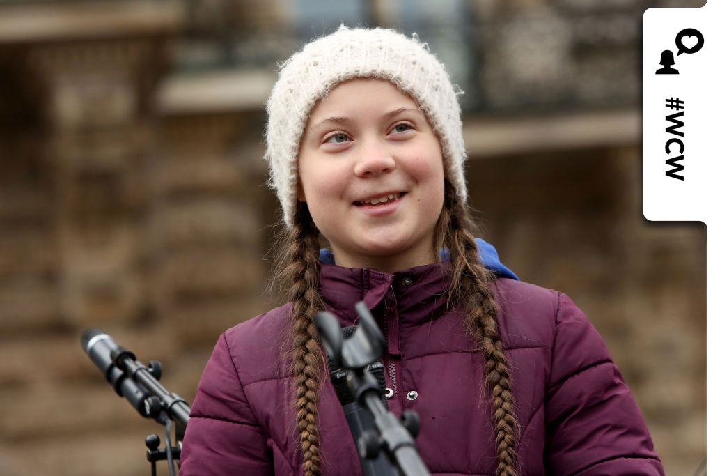 Deshalb sollten wir uns von Greta Thunberg alle eine Scheibe abschneiden