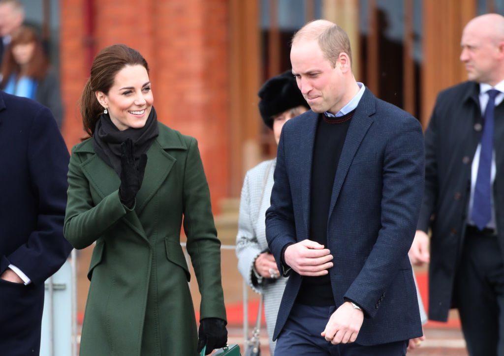 Herzogin Kate: Ist sie im dritten Monat schwanger?