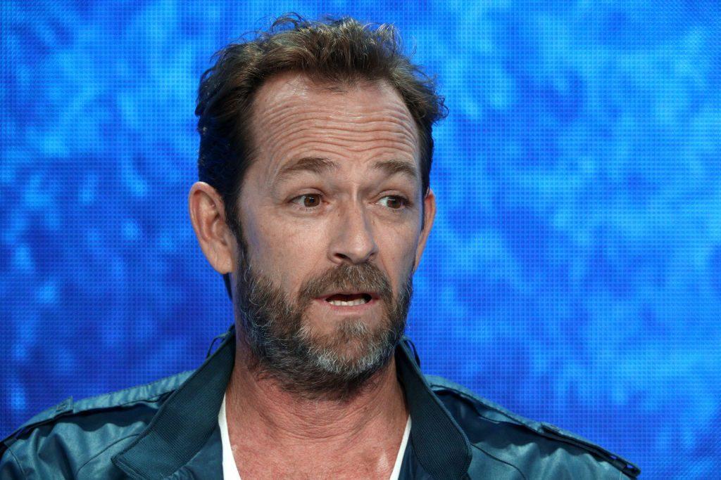 """""""Beverly Hills""""-Star Luke Perry stirbt nach Schlaganfall"""