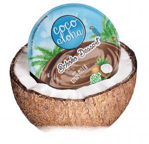 Coco Aloha Schoko Dessert