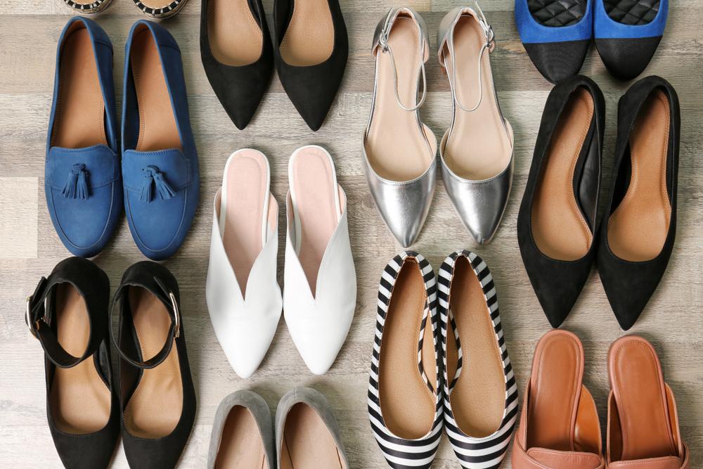 Diese 5 Schuhtrends warten im Frühling 2019 auf dich