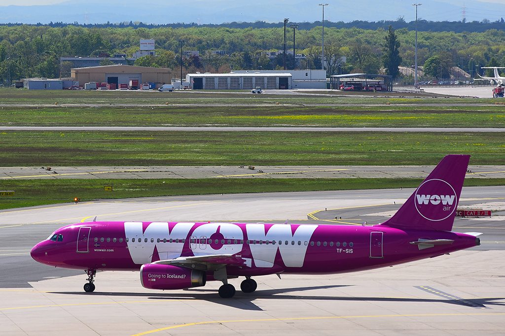 WOW Air: Die nächste Billig-Airline muss aufgeben