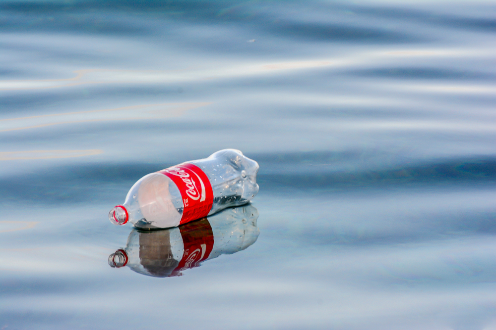 Coca Cola produziert jährlich 3 Millionen Tonnen Plastik